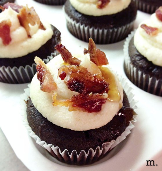choc-bacon-cupcake