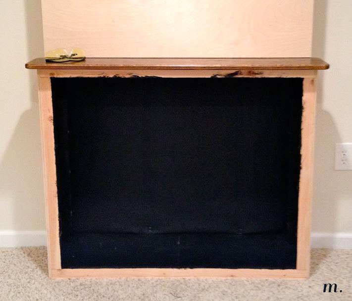gas meter cabinet wine rack pt 3 megan 39 s moments. Black Bedroom Furniture Sets. Home Design Ideas