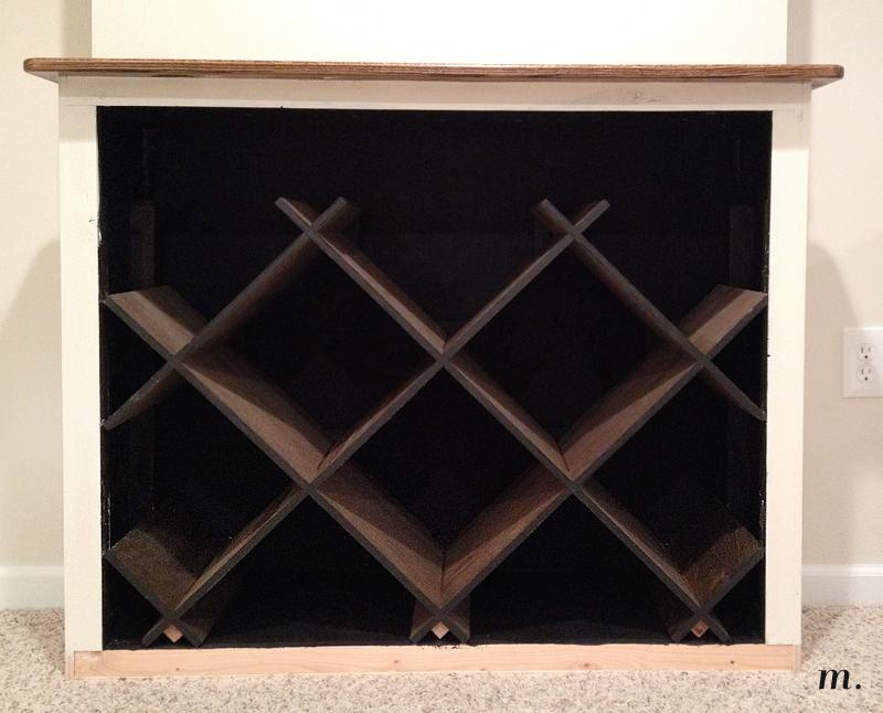 DIY Plans Diamond Wine Rack Wooden PDF bar plans free | third85umy